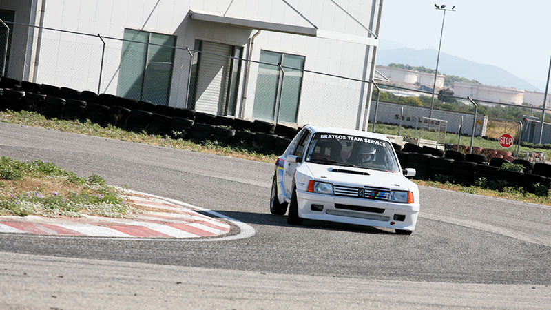 Track Day Peugeot 205 GTi